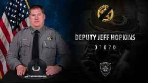 El Paso County Deputy Jeff Hopkins Dies From COVID-19 [Video]