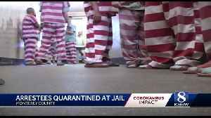 Monterey County Jail takes steps to protect inmates [Video]