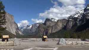Coronavirus Closure Leaves Yosemite National Park a Ghostly Landscape [Video]