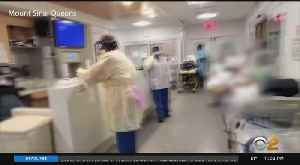 Coronavirus Update: Javits Center Will Accept COVID-19 Patients As Hospitals Face Mounting Pressure [Video]