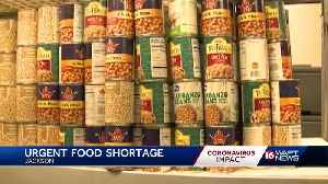 Salvation Army needs food to help families struggling in wake of pandemic [Video]