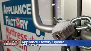 Coronavirus In Colorado: Denver Orders Appliance Factory To Close [Video]