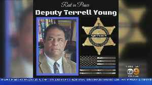 Riverside County Sheriff's Deputy Terrell Young Dies Of COVID-19 [Video]