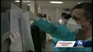 """UCSF professor """"facial coverings"""" help stop the spread of the COVID-19 [Video]"""