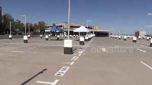 South Africa NGO sets up COVID-19 testing stations [Video]
