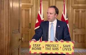 Premier League players should take pay cut - British health minister [Video]