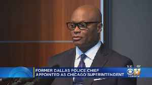 Chicago Mayor Chooses Former Dallas Chief David Brown To Head Police Department [Video]