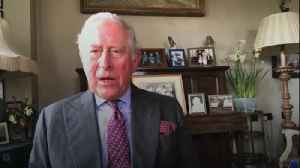 Prince of Wales opens NHS Nightingale Hospital via video-link