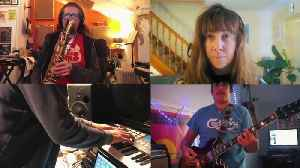 Group of musicians create lock-down inspired song [Video]