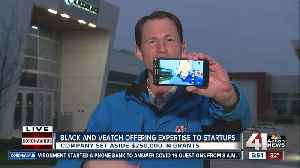 Black and Veatch offering expertise to startups [Video]