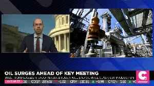 Oil Production Cut [Video]