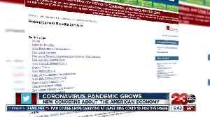 Coronavirus Pandemic Grows [Video]