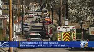 Crews Battle House Fire In Rankin [Video]