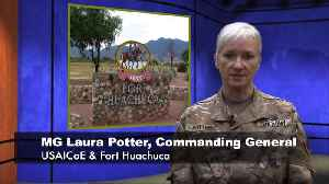 First COVID-19 case confirmed on Fort Huachuca [Video]