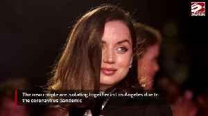 Ana De Armas very 'happy' in quarantine with Ben Affleck [Video]
