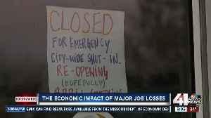The economic impact of major job losses [Video]