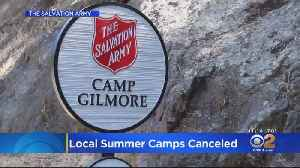 Salvation Army Cancels Local Summer Camp [Video]