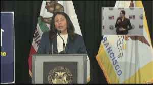 Raw Video: San Francisco Mayor London Breed Remarks On Securing Hotel Rooms For Coronavirus Patients [Video]
