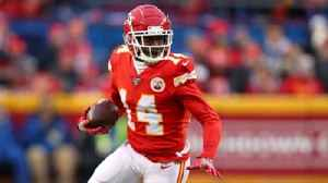 'Everybody's back!'— Nick Wright is thrilled Sammy Watkins re-signs with Chiefs [Video]