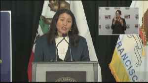 Raw Video: San Francisco Mayor London Breed Remarks On Homeless Population And Hotel Rooms During Coronavirus Pandemic [Video]