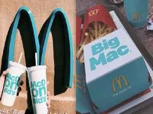 There is a McDonald's with blue arches in Arizona - ABC15 Digital [Video]