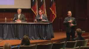 NEWS CONFERENCE: Governor Greg Abbott Provides Update On Coronavirus Response In Texas [Video]