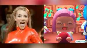 Iconic music videos recreated in Animal Crossing [Video]