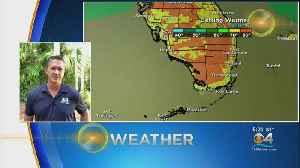CBSMiami.com Weather @ Your Desk 4-3-20 5PM [Video]