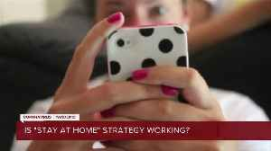 Is the 'Stay at Home' strategy working? [Video]
