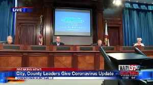 WATCH: Huntsville, Madison County officials speak about area's coronavirus outbreak [Video]