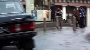 James Bond GOLDENEYE movie - clip with Pierce Brosnan - Tank Chase [Video]