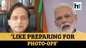 'Like preparing for photo-ops': Shashi Tharoor's jibe at PM Modi's latest speech [Video]