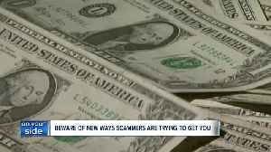 New coronavirus scams targeting Northeast Ohioans, one local man has warning after scammed out of $3,500 [Video]