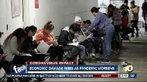 Economic damage rises as pandemic worsens [Video]