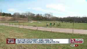 Mayor Stothert and Officials Provide Coronavirus Update [Video]