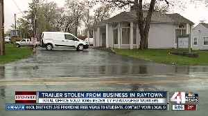 Raytown business dealing with theft on top of COVID-19 pandemic [Video]