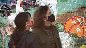 Bay Area Residents Begin Complying With New Guidelines on Face Coverings [Video]