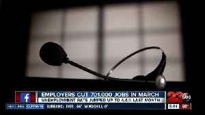 U.S. job growth ended last month [Video]