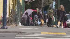 Initiative to Place SF Homeless in Hotel Rooms Hits Snags [Video]