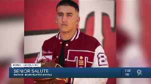 Senior Salute: Tucson's Matteo Sierras [Video]