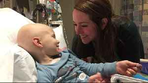 4-Year-Old Boy Fighting Leukemia Endangered By COVID-19 Reducing Blood Supply [Video]