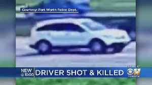 70-Year-Old Woman Shot In Head, Crashes Car While Driving Home From Fort Worth [Video]