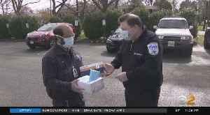 Coronavirus Update: NJ First Responders Receive Protection Amid Pandemic [Video]