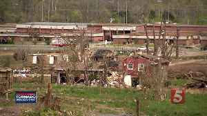 Neighbors reflect one month after tornado outbreak [Video]