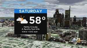 Philadelphia Weather: Turning Milder This Weekend [Video]