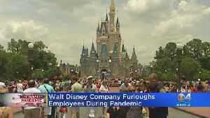 "Walt Disney Co. To Furlough All Employees ""Whose Jobs Are Not Necessary At This Time"" [Video]"