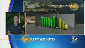 CBSMiami.com Weather @ Your Desk 4-3-20 11PM [Video]