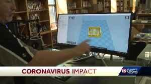 St. Andrew's students make 3D masks [Video]