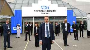 London's newest 4,000-bed hospital to treat COVID-19 patients [Video]