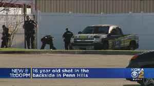 Penn Hills Teenager Shot In The Backside [Video]